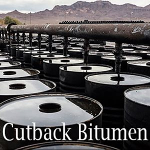Cut Back Bitumen